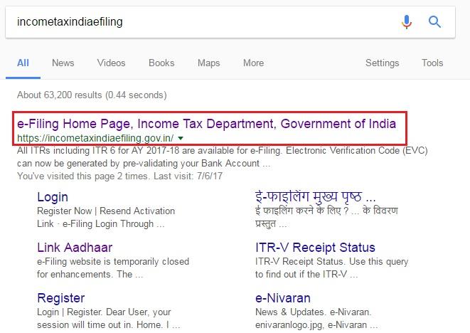 incometaxindiaefiling