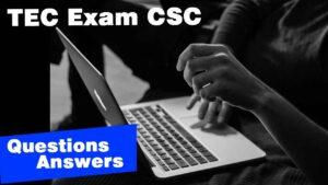 Tec Exam
